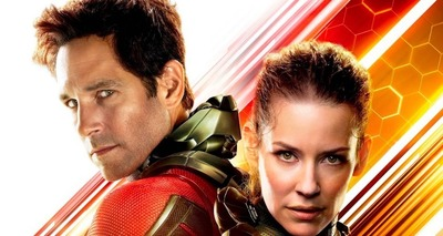 Thumb ant man and the wasp
