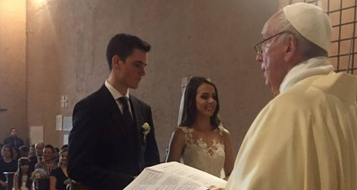 Thumb papa francisco casamento roma