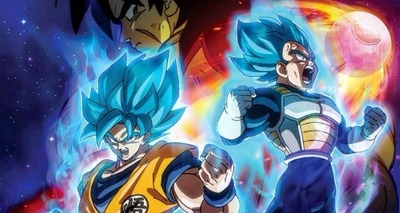Thumb dragon ball super poster