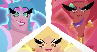 Thumb super drags