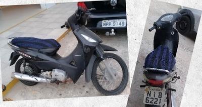 Thumb moto furtada do estacionamento do heda 1