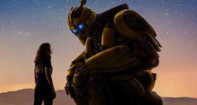 Thumb bumblebee novo poster