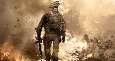 Thumb call of duty modern warfare 2 d71j