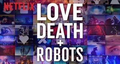 Thumb love death robots capa