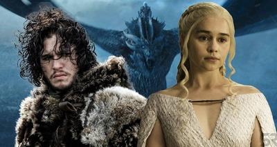 Thumb jon snow and daenerys targaryen in game of thrones