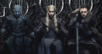 Thumb got night king daenerys jon snow posters 1