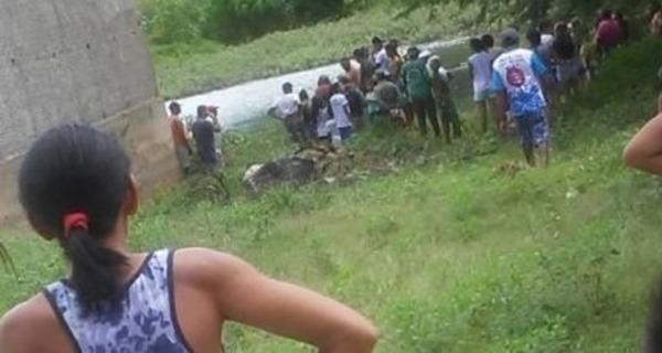 Medium corpo e encontrado na barragem sede do municipio de pio ix 5cb4a2e645be4