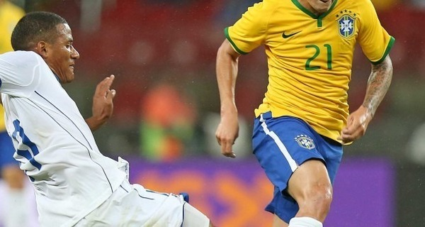 Medium amistosos brasil