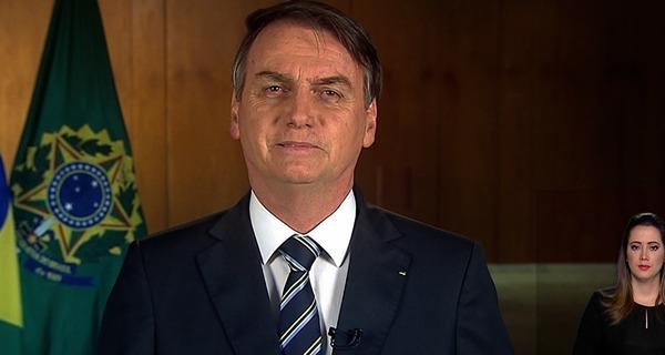 """Resultado de imagem para Bolsonaro descarta divisão em seu governo; """"é um time só"""", afirma"""