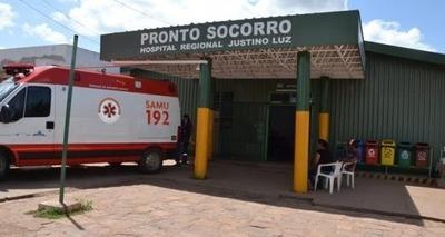 Thumb hospital de picos ambulancia