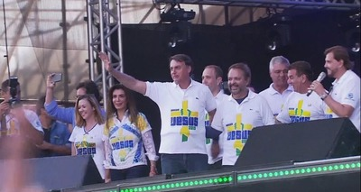Thumb bolsonaro marcha