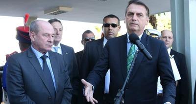 Thumb bolsonaro policia
