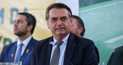 Thumb bolsonaro governo