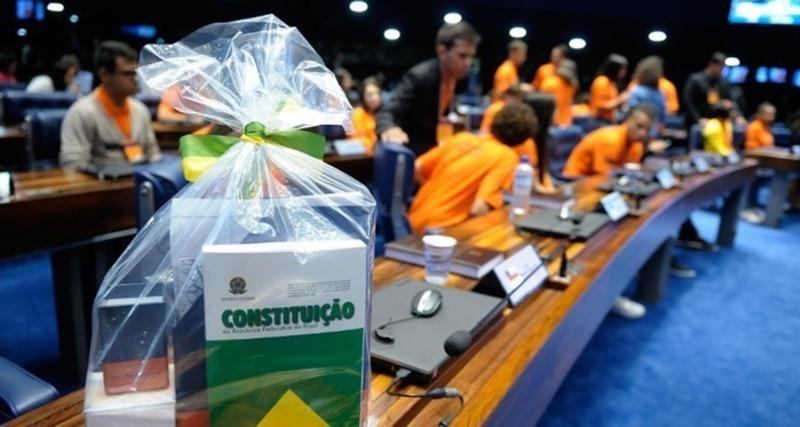 Estudante de Belém do Piauí vence etapa estadual do concurso Jovem Senador