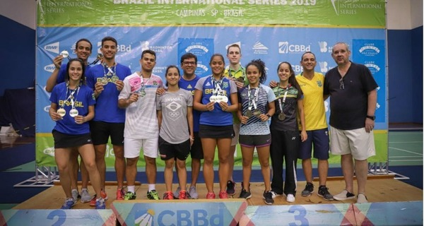 Medium internacional series de badminton