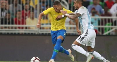 Thumb brasil x argentina amistosos