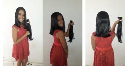 Thumb menina doa o de cabe o
