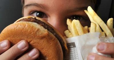 Thumb obesidade infantil