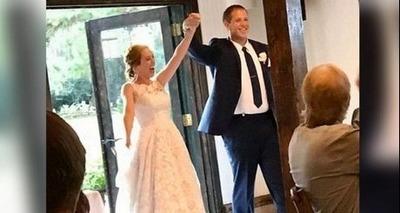Thumb recem casados