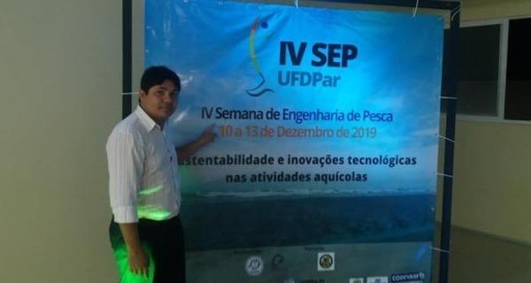 Medium secret rio cajado j nior participa da iv semana da engenharia de pesca em parna ba