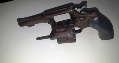 Thumb revolver br