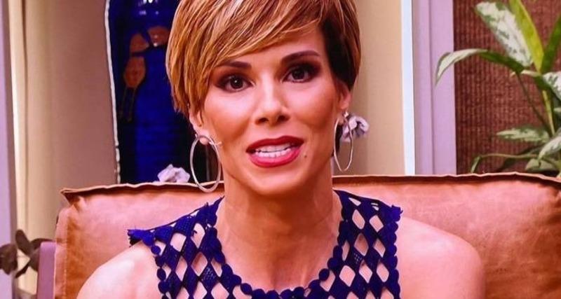 'Não me incluo mais no grupo de risco', diz Ana Furtado no 'É de Casa'