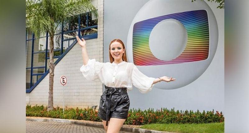 Larissa Manoela revela que no passado já foi ignorada pela Globo