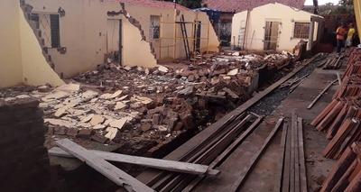 Thumb zoom24433 prefeitura de lagoa de s. f. inicia reconstrucao da escola do povoado nazare  980