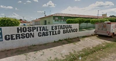 Thumb hospital estadual gerson castelo branco em luzilandia