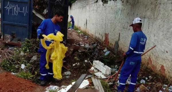 Medium screenshot 2020 05 12 em quatro meses sdus recolheram quase 80 mil toneladas de lixo irregular prefeitura municipal de tere ...