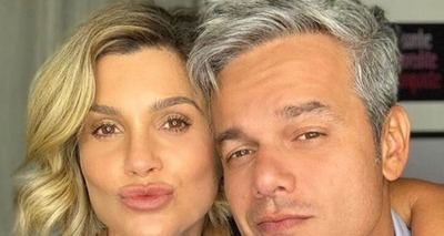 Thumb o apresentador otaviano costa e sua esposa flavia alessandra