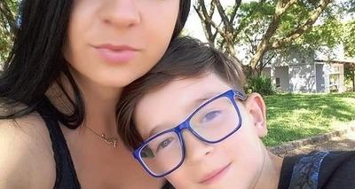 Thumb mae mata menino rafael de 11 anos