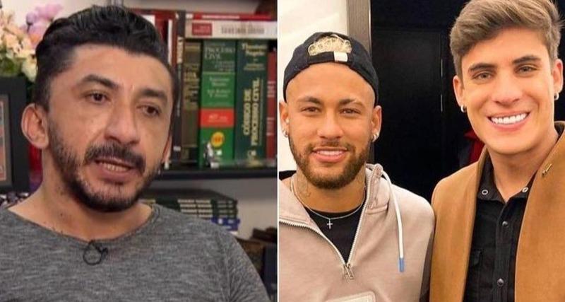 Neymar pode pagar indenização milionária a piauiense após áudio contra padrasto