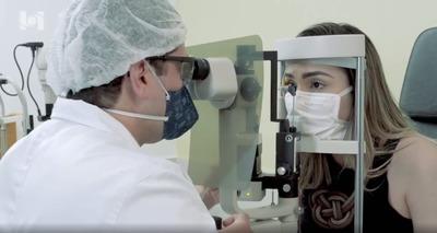 Thumb oftamologista
