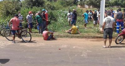 Thumb screenshot 2020 07 07 colis o entre carro e moto deixa tr s pessoas feridas em piripiri