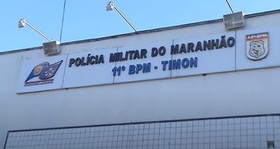 Thumb policia militar timon