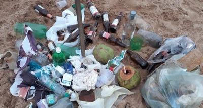 Thumb lixo praia