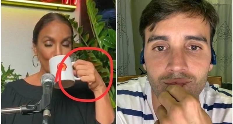 Leo Dias apontauma possível separação de Ivete Sangalo e Daniel Cady