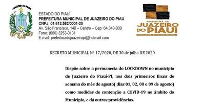 Thumb decreto lockdown coronavirus 17 2020