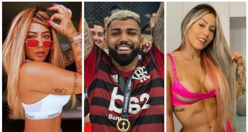 Vai e volta: Veja quem é opivô de mais umaseparação entre Gabigol e Rafaella Santos