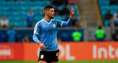 Thumb arrascaeta pode ser novidade no time titular do uruguai contra o chile futebol latino 23 06