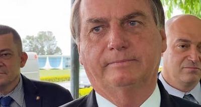 Thumb bolsonaro