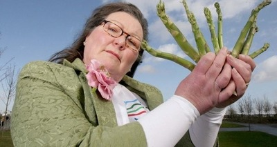 Thumb aspargos