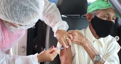 Thumb corrente vacina