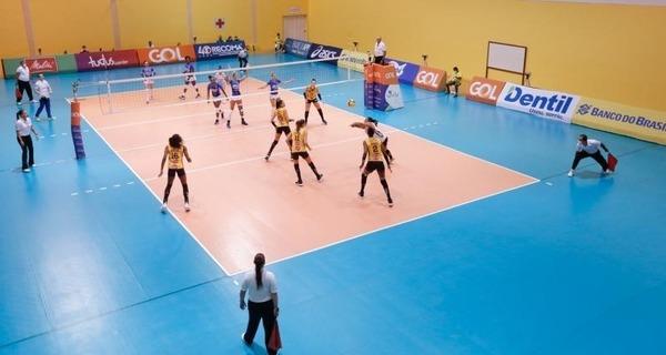 Medium voleibol