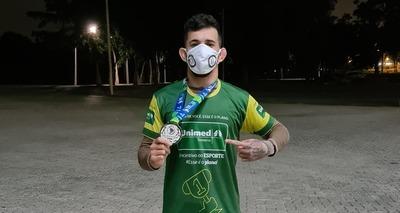 Thumb atleta piauiense ganha medalha de prata no campeonato sul americano de jiu jitsu4