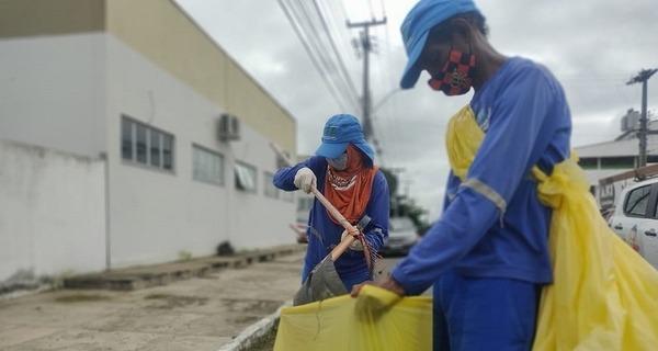 Medium limpeza bairros