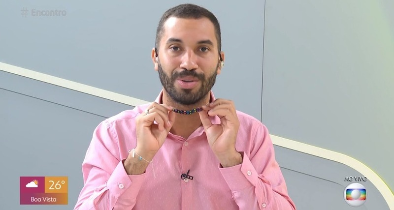 Gil do Vigor, ex-BBB 21, é contratado pela Globo e comemora a novidade