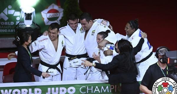 Medium judoca