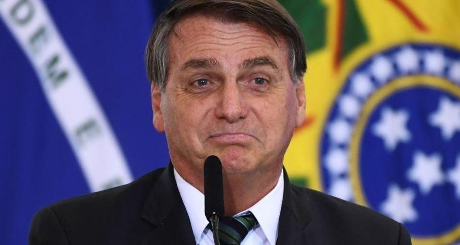 Presidente da República Jair Bolsonaro (Imagem: Reprodução)